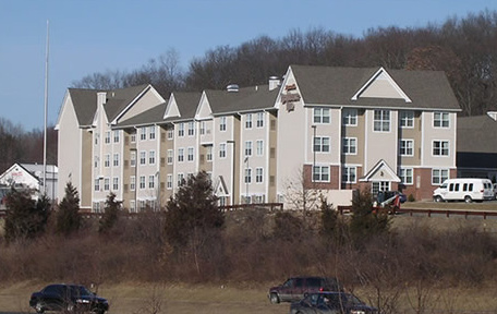 marriott residence inn southington ct